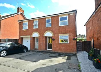 Thumbnail 4 bed semi-detached house for sale in College Road, College Town, Sandhurst