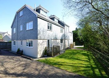 Thumbnail 1 bed flat for sale in Meadowside Road, Falmouth