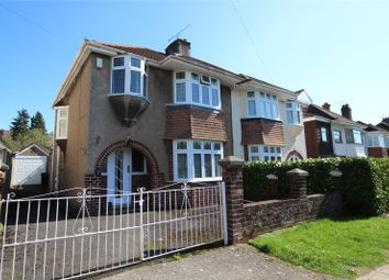 Thumbnail 3 bedroom detached house for sale in Reedley Road, Westbury-On-Trym, Bristol