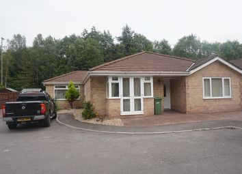 Thumbnail 4 bed detached bungalow for sale in St Davids Park, New Tredegar