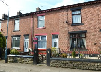 Thumbnail 2 bed terraced house to rent in Knowles Street, Radcliffe, Manchester