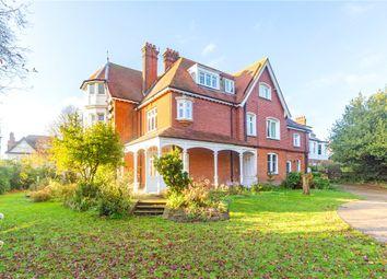 Thumbnail 2 bedroom flat for sale in Priory Road, Felixstowe, Suffolk
