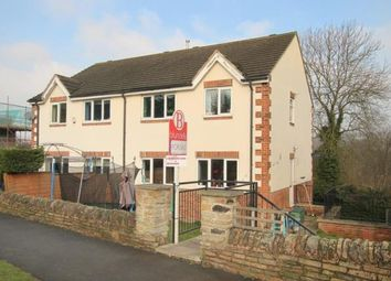 Thumbnail 4 bed semi-detached house for sale in Chesterfield Road, Dronfield, Derbyshire