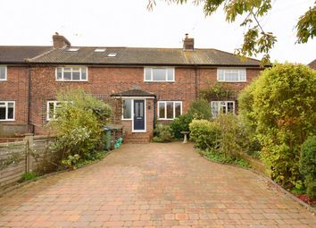 Thumbnail 3 bed terraced house for sale in 24 Ryecroft Road, Otford, Kent