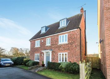 Thumbnail 5 bed detached house for sale in Mill Chase, Nafferton, Driffield
