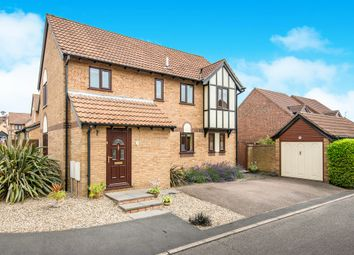 Thumbnail 4 bedroom detached house for sale in St. Margarets Drive, Sprowston, Norwich