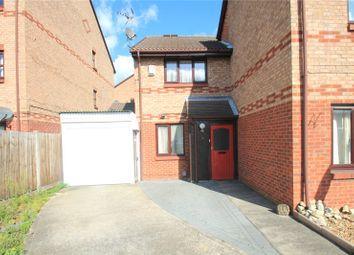 Thumbnail 2 bedroom semi-detached house for sale in Allington Close, Gravesend, Kent