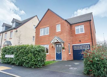 Thumbnail 4 bed detached house for sale in Aspen Way, Chester
