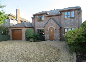 Thumbnail 4 bedroom detached house to rent in Oldfield Road, Heswall, Wirral