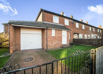 Thumbnail 3 bed terraced house for sale in Fern Drive, Dudley, Cramlington
