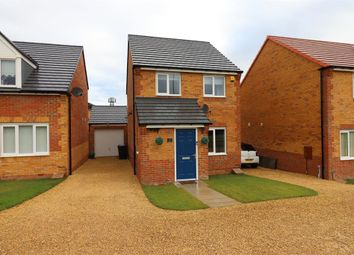 Thumbnail 3 bed detached house for sale in Henson Close, Chilton, Ferryhill