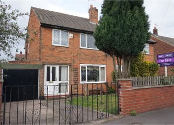 Thumbnail 3 bed semi-detached house for sale in Colchester Court, Scawsby