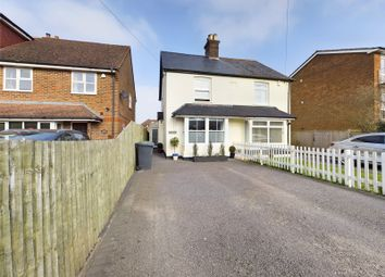 Wycombe Road, Stokenchurch, High Wycombe HP14. 3 bed semi-detached house for sale