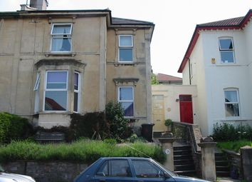 Thumbnail 2 bedroom flat to rent in North Road, Top Floor Flat, St Andrews, Bristol