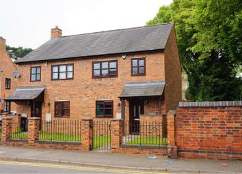 Thumbnail 3 bed semi-detached house for sale in Main Street, Humberstone