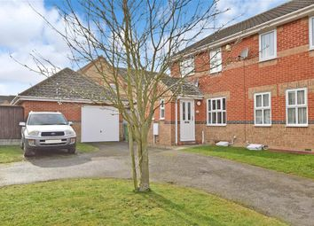 Thumbnail 3 bed semi-detached house for sale in Northampton Grove, Langdon Hills, Basildon, Essex