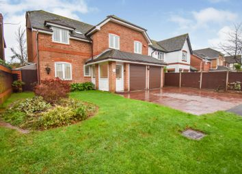 Highcroft Lane, Waterlooville PO8. 5 bed detached house for sale