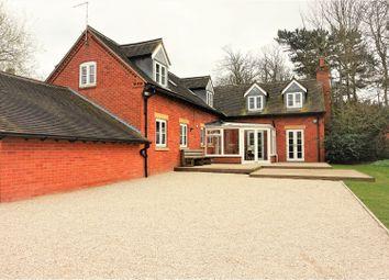 Thumbnail 4 bedroom detached house for sale in Station Road, Sutton Bonington