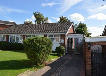 Thumbnail 2 bed semi-detached bungalow for sale in Furzebank Way, Willenhall