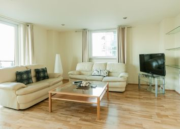 Thumbnail 2 bedroom flat to rent in Bridge House, St George Wharf, Vauxhall, Nine Elms, London