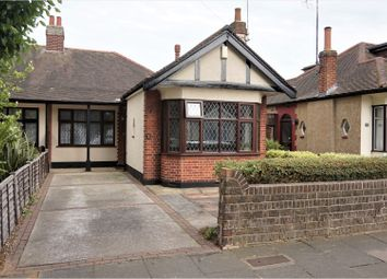 Thumbnail 2 bedroom bungalow for sale in Weybourne Gardens, Southend-On-Sea