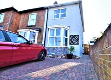 Weston Grove Road, Southampton SO19. 2 bed semi-detached house