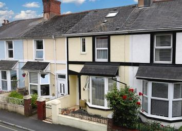 Thumbnail 3 bed terraced house for sale in Fisher Road, Newton Abbot