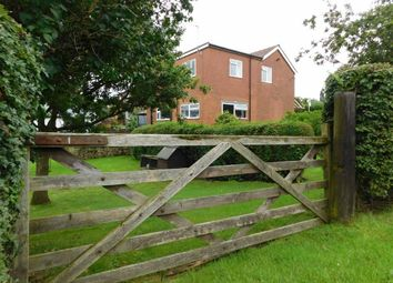 Thumbnail 4 bedroom detached house for sale in Windlehurst Road, Marple, Stockport