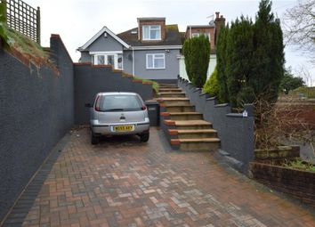 Thumbnail 3 bed semi-detached bungalow for sale in Dairy Hill, Shiphay, Torquay, Devon