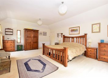 Thumbnail 4 bed detached house for sale in Hill Brow Road, Liss, Hampshire