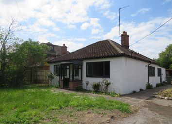 Thumbnail 3 bed detached bungalow for sale in New Road, East Hagbourne, Didcot