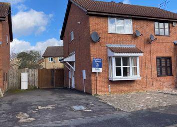 Thumbnail 2 bed semi-detached house to rent in Beaulieu Close, Banbury