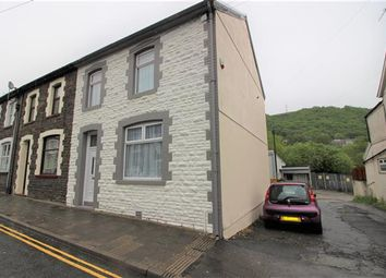 Thumbnail 3 bed end terrace house for sale in Aberhondda Road, Porth, Porth