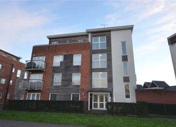 Thumbnail 2 bed flat for sale in Bourdillon Gardens, Basingstoke, Hampshire