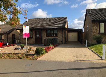 Thumbnail 2 bed detached bungalow for sale in Cherry Avenue, Branston, Lincoln