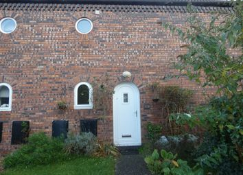 Thumbnail 1 bed terraced house to rent in Bollands Row, Nantwich