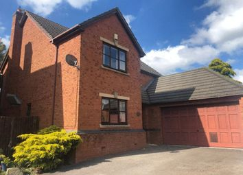 Thumbnail 4 bedroom detached house to rent in Kidnams Walk, Hyde Lane, Whitminster, Gloucester