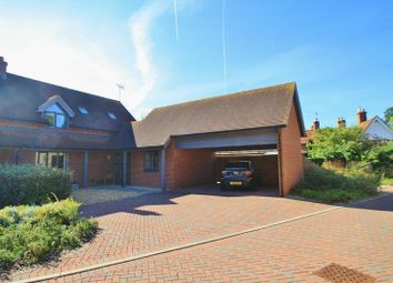 Thumbnail 4 bed semi-detached house for sale in High Street, Dorchester-On-Thames, Wallingford