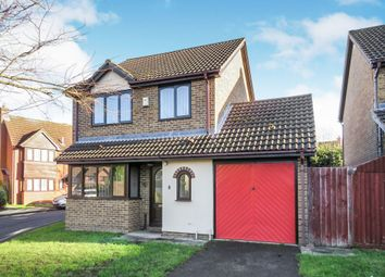 Thumbnail 3 bed detached house for sale in Impson Way, Mundford, Thetford