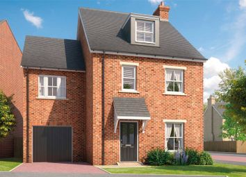 Thumbnail 4 bed detached house for sale in Oakleigh Grove, Sweets Way, Whetstone, London