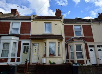 Thumbnail 2 bedroom terraced house for sale in Luckwell Road, Ashton, Bristol