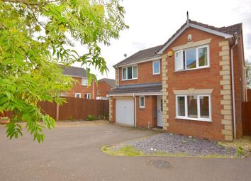 Thumbnail 4 bedroom detached house to rent in Braithwaite Close, Kettering