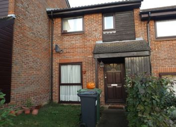 Thumbnail 2 bed terraced house to rent in Plough Way, Badger Farm, Winchester