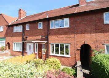 Thumbnail 4 bed terraced house for sale in Broom Walk, Scarborough