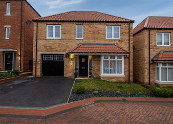 Thumbnail 4 bed detached house for sale in Green Shank Drive, Mexborough, South Yorkshire