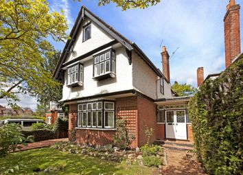 Thumbnail 6 bed detached house to rent in Ellington Road, Taplow, Maidenhead