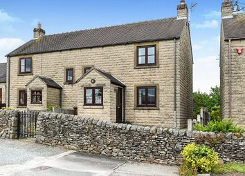 Thumbnail 2 bed semi-detached house for sale in Stacey Close, Warslow, Buxton