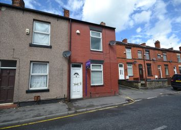 Thumbnail 2 bedroom end terrace house to rent in Shakerley Road, Tyldesley, Manchester