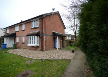 Thumbnail 1 bedroom end terrace house for sale in Wythemede, Binfield, Bracknell