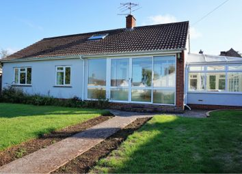 Thumbnail 3 bed detached bungalow for sale in Garston Lane, Blagdon